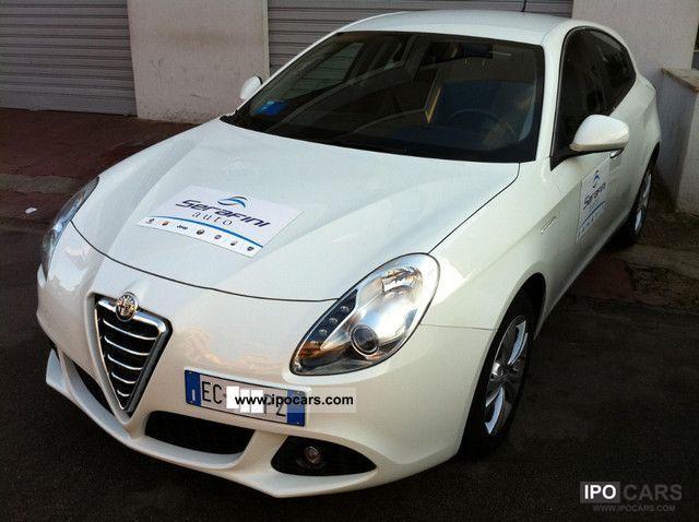 2011 Alfa Romeo  GIULIETTA MTJ 6.1 105cv DISTINC. \ Limousine Used vehicle photo