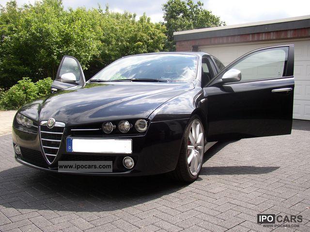 2008 Alfa Romeo  159 2.2 JTS 16V Xenon ti Bose Limousine Used vehicle photo
