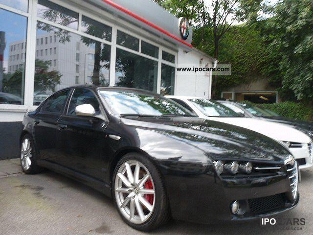 2007 Alfa Romeo  159 1.9 JTDM 16V ti Limousine Used vehicle photo
