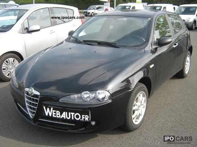 2010 alfa romeo 147 1 9 multijet jtd120 milano 5p car photo and specs. Black Bedroom Furniture Sets. Home Design Ideas