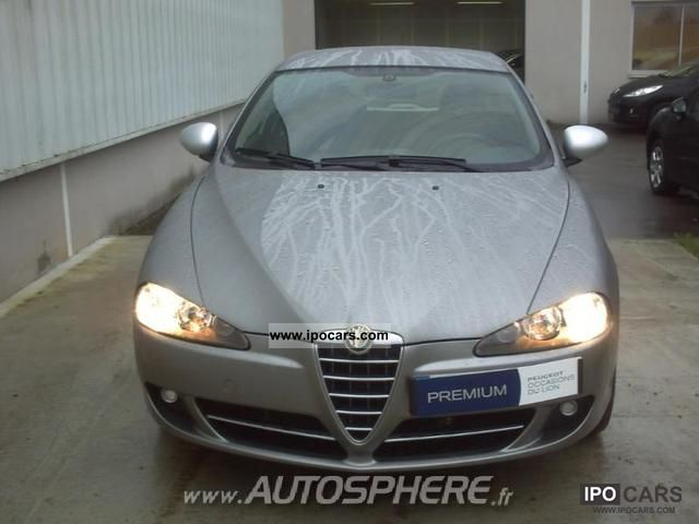 2010 Alfa Romeo  147 1.9 Multijet JTD120 Centenario 5p Limousine Used vehicle photo