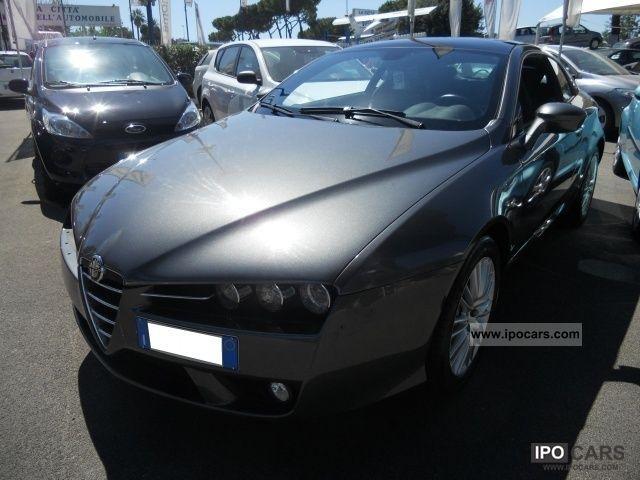 2010 Alfa Romeo  Brera 2.4 JTDm 20V 210CV Sports car/Coupe Used vehicle photo