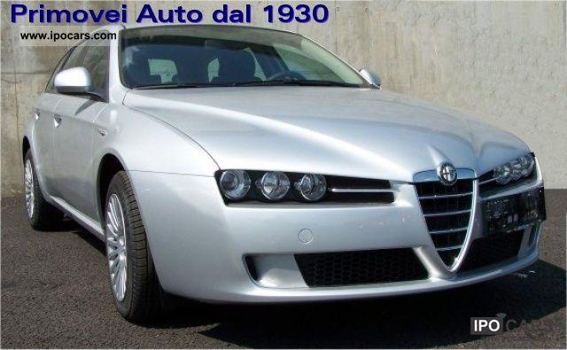 2011 Alfa Romeo  159 1.9 JTDm SW 120cv Impression Estate Car New vehicle photo