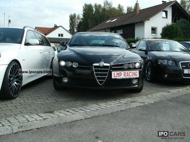 2009 alfa romeo 159 sportwagon 2 0 jtdm 16v turismo dpf ti car photo and specs. Black Bedroom Furniture Sets. Home Design Ideas