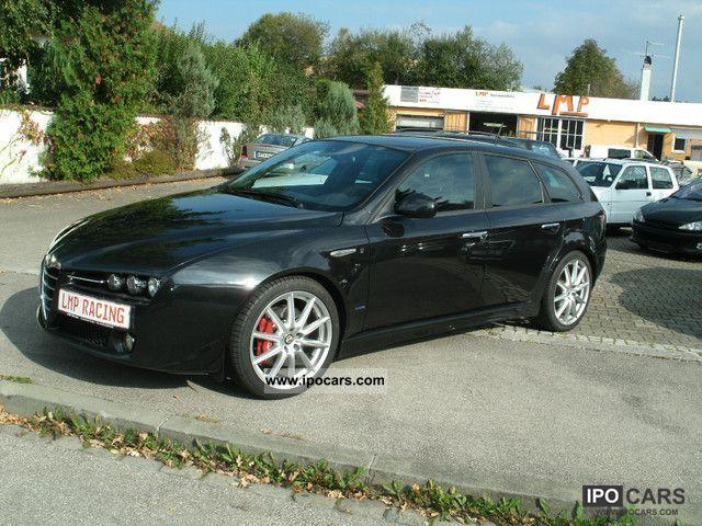 2009 alfa romeo 159 sportwagon 2 0 jtdm 16v turismo dpf ti car photo and specs. Black Bedroom Furniture Sets. Home Design Ideas