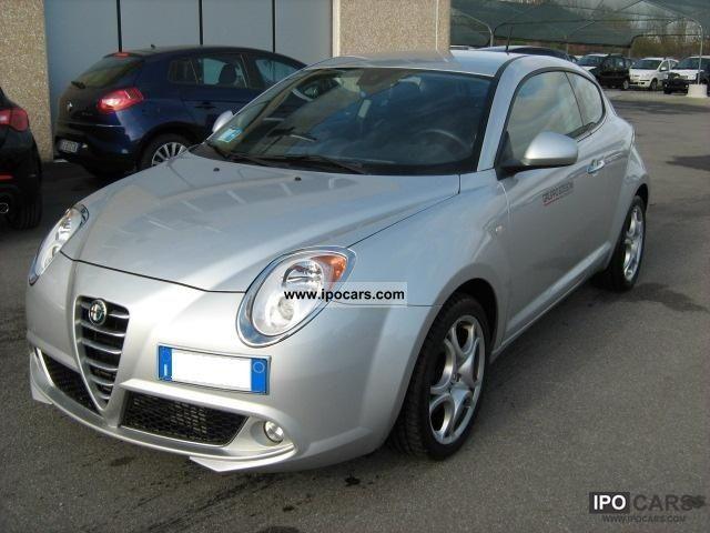 2011 Alfa Romeo  MiTo 1.6 JTDM 120 CV DISTINCTIVE Other Used vehicle photo
