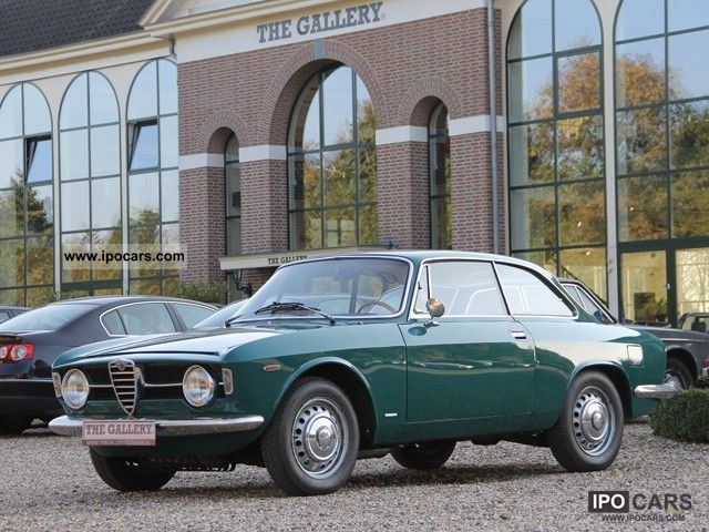 Alfa Romeo  GT 1300 J 1967 Vintage, Classic and Old Cars photo