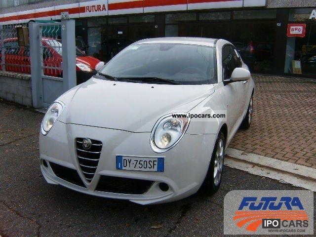 2011 Alfa Romeo  MiTo 1.3 JTDm-2 S & S Dist. Premium Pack Limousine Pre-Registration photo