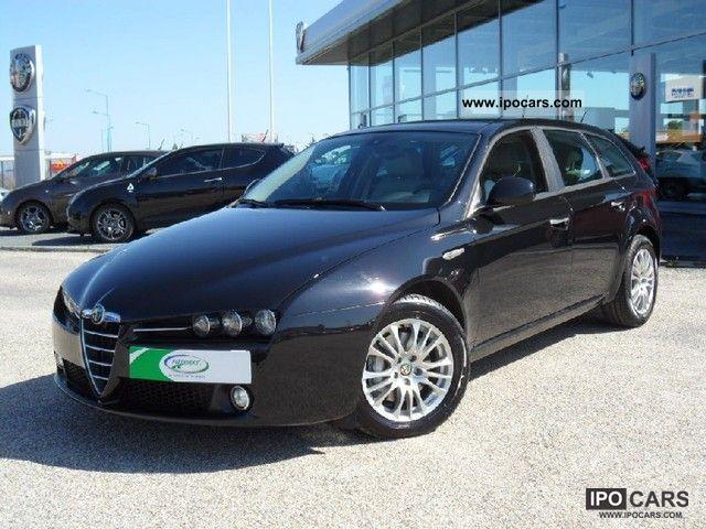 2009 Alfa Romeo  159 SW 1.9 16v JTD150 Selective Estate Car Used vehicle photo