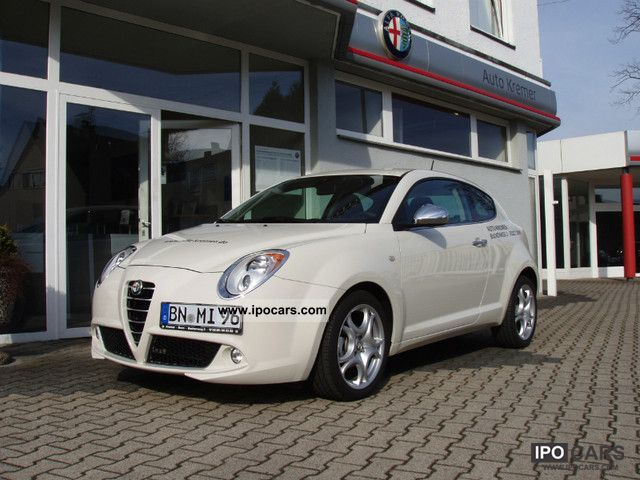 2011 Alfa Romeo  1.4 16V MultiAir Super / Sport Package I Small Car Used vehicle photo