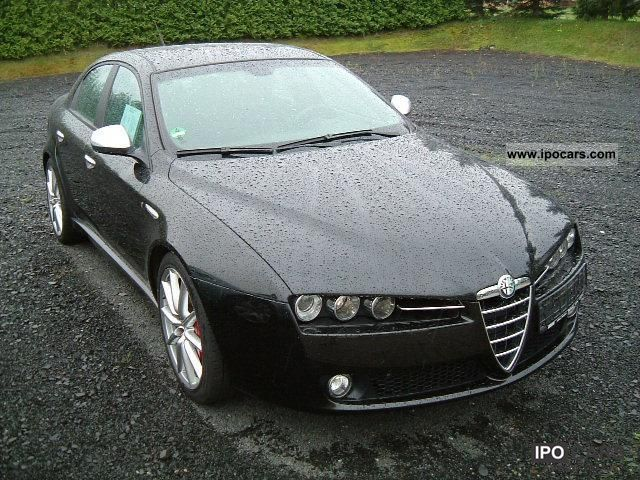 2007 Alfa Romeo 159 Ti Car Photo And Specs