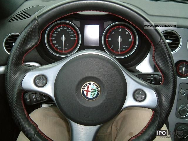 2007 Alfa Romeo 159 Ti Car Photo And Specs