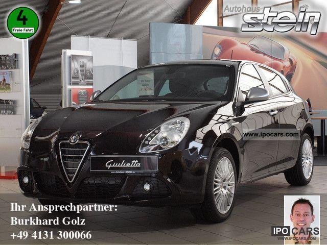 2011 Alfa Romeo  Giulietta 1.4 TB 16V KLIMAAUTOMATIK Small Car New vehicle photo