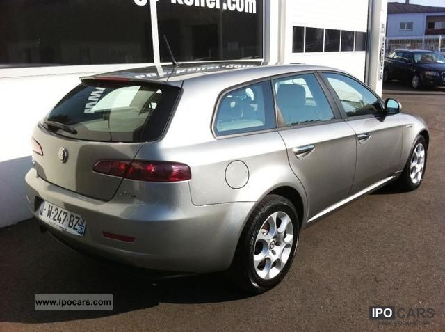 2009 alfa romeo 159 sw 2 0 jtdm 170 n progressio bvm6 car photo and specs. Black Bedroom Furniture Sets. Home Design Ideas