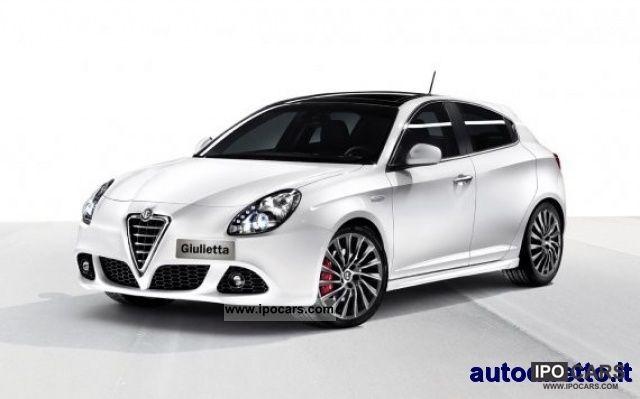 2011 Alfa Romeo  Giulietta 1.6 JTDM 16V Distinctive S & S Limousine Pre-Registration photo
