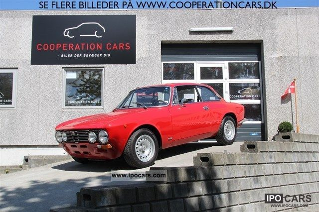 Alfa Romeo  Veloce 2000 1975 Vintage, Classic and Old Cars photo