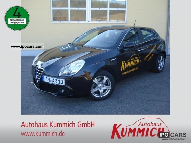 2011 Alfa Romeo  Giulietta 1.4 TB MultiAir 16V 170hp Turismo Limousine Used vehicle photo