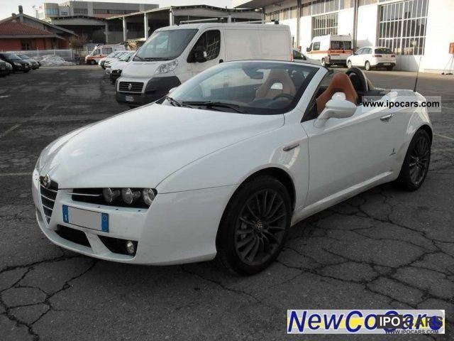 2010 Alfa Romeo  Spider 2.4 200cv JTDm Q-Tronic Cabrio / roadster Used vehicle photo