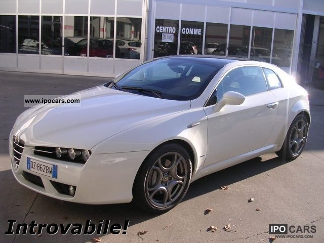 2009 Alfa Romeo  Brera 1750 TBi Sports car/Coupe Used vehicle photo