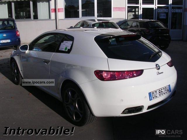 2009 Alfa Romeo Brera 1750 TBi Sports car/Coupe Used vehicle photo 3