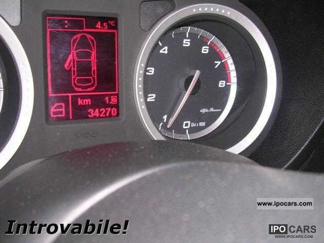 2009 Alfa Romeo Brera 1750 TBi Sports car/Coupe Used vehicle photo 4
