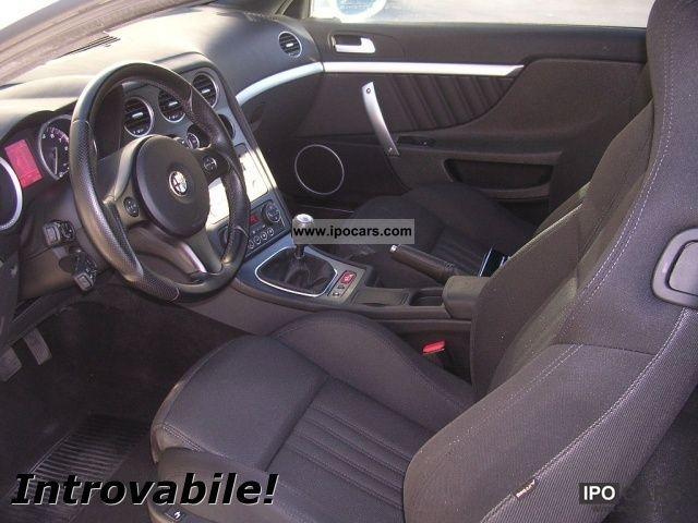 2009 Alfa Romeo Brera 1750 TBi Sports car/Coupe Used vehicle photo 5