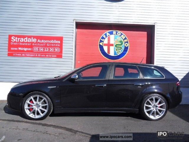 2009 alfa romeo 159 sw 1 9 16v ti jtd150 car photo and specs. Black Bedroom Furniture Sets. Home Design Ideas