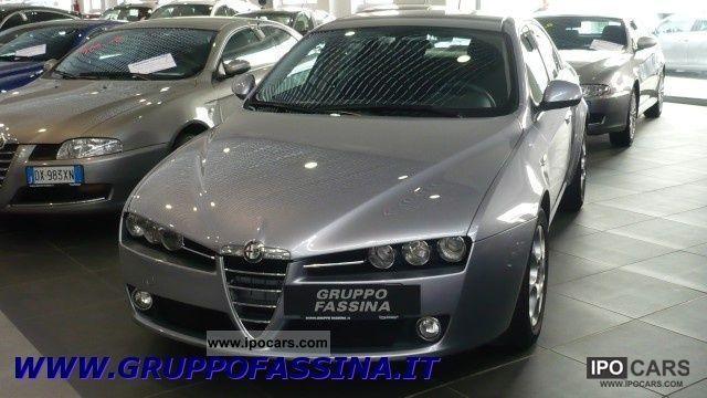 2009 Alfa Romeo  159 2.0 JTDm 170CV progression Limousine Used vehicle photo