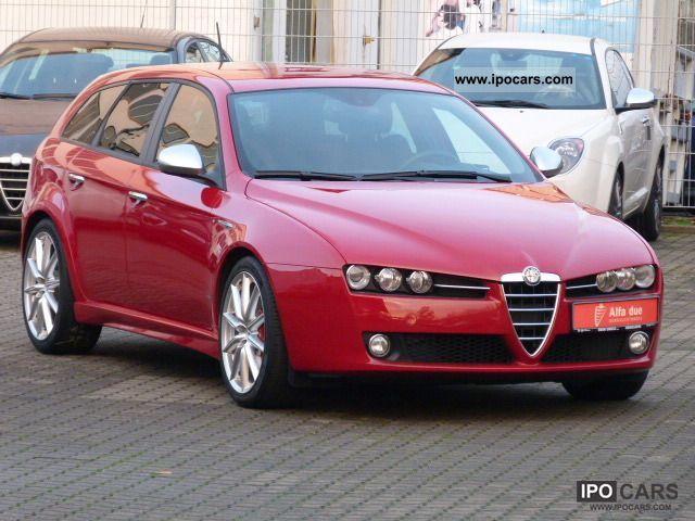 2010 Alfa Romeo  159 Sportwagon 2.0 JTDM 16V Turismo DPF Estate Car Used vehicle photo