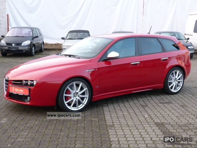 2010 alfa romeo 159 sportwagon 2 0 jtdm 16v turismo dpf car photo and specs. Black Bedroom Furniture Sets. Home Design Ideas