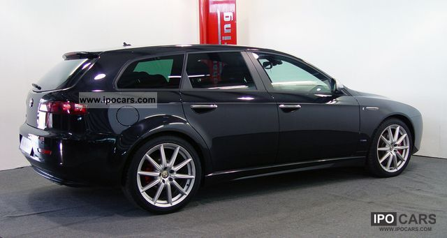2008 alfa romeo 159 sw 1 9 sport ti 19 inch colour. Black Bedroom Furniture Sets. Home Design Ideas