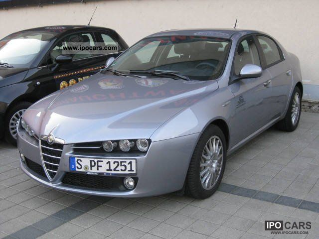 2010 Alfa Romeo  Alfa 159 1.8 16V TBI Limousine Used vehicle photo