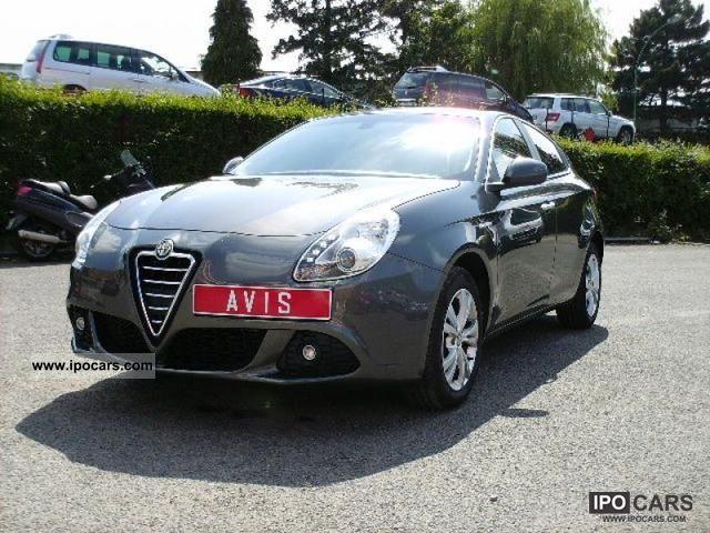 2011 Alfa Romeo  GIULIETTA 1.6JTDM DISTINCTIVE Limousine Used vehicle photo