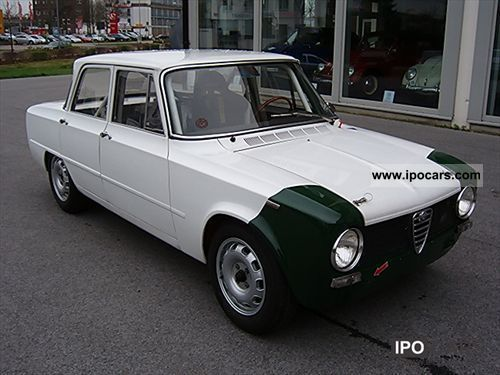 Alfa Romeo  Giulia 1300 cars 1967 Vintage, Classic and Old Cars photo