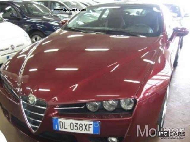 2007 Alfa Romeo  Romeo Brera 2.4 MJET SKY WINDOW [641] Other Used vehicle photo