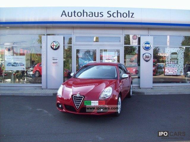 2012 Alfa Romeo  Giulietta 1.4 TB 16V 88KW Super Limousine Demonstration Vehicle photo
