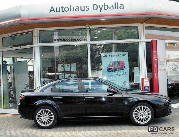 2007 Alfa Romeo 159 2.4 JTDM 20V Distinctive Limousine Used vehicle ...
