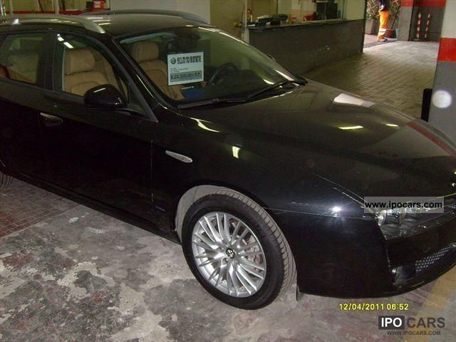 2009 alfa romeo 159 sw 2 0 jtdm 170 cv car photo and specs. Black Bedroom Furniture Sets. Home Design Ideas