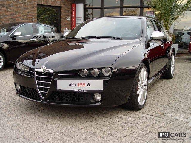 2008 Alfa Romeo  159 SW 2.4 SPORT AUT TI (F1) * NAVI * LEATHER * XENON * M09 Estate Car Used vehicle photo
