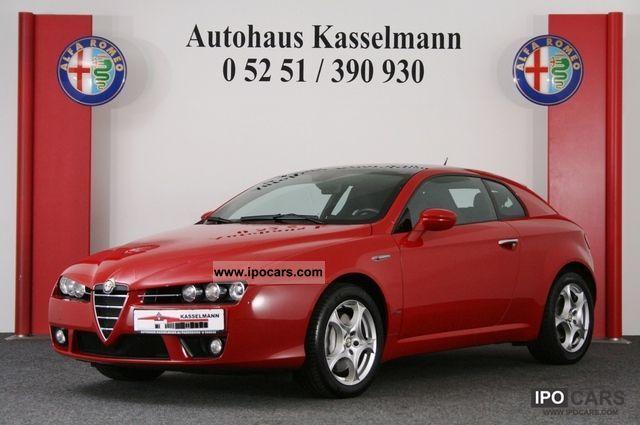 2010 Alfa Romeo  Brera 3.2 JTS V6 24V Xenon / Navi Sports car/Coupe Used vehicle photo
