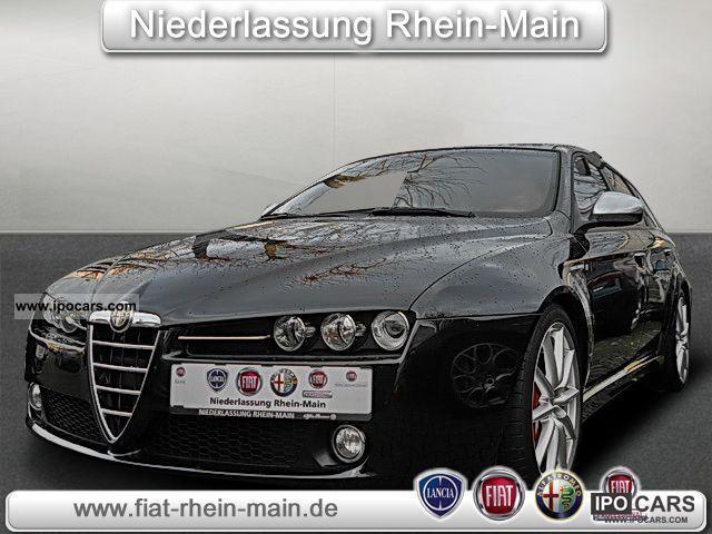 2008 Alfa Romeo  159 Sportwagon 1.9 JTDM 16V Series 1 ti (Navi) Estate Car Used vehicle photo