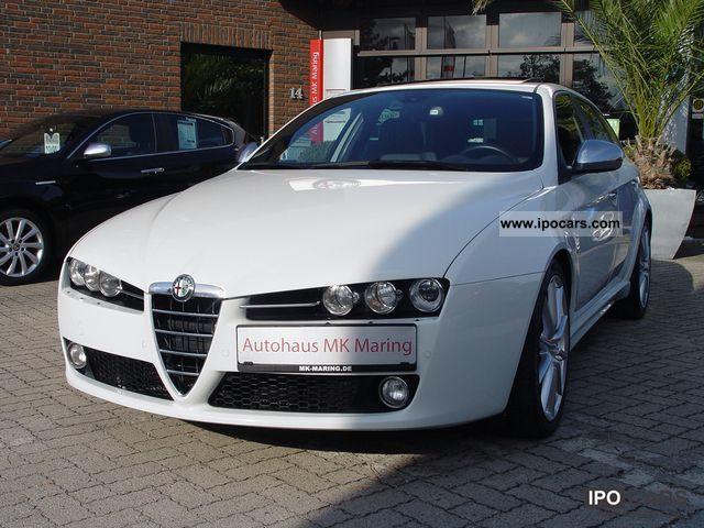 2008 Alfa Romeo  159 SW 2.4 AUT (F1) TI-SPORT * NAVI * LEATHER * ESSD * XENO Estate Car Used vehicle photo