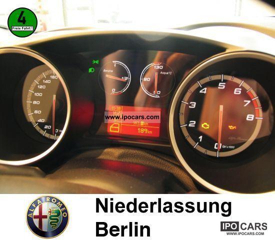 2011 Alfa Romeo Giulietta 1.4 TB Turismo Multiair