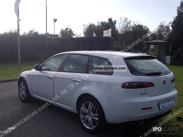 2011 alfa romeo 159 sport wagon 2 0 jtdm 136cv sw progression car photo and specs. Black Bedroom Furniture Sets. Home Design Ideas