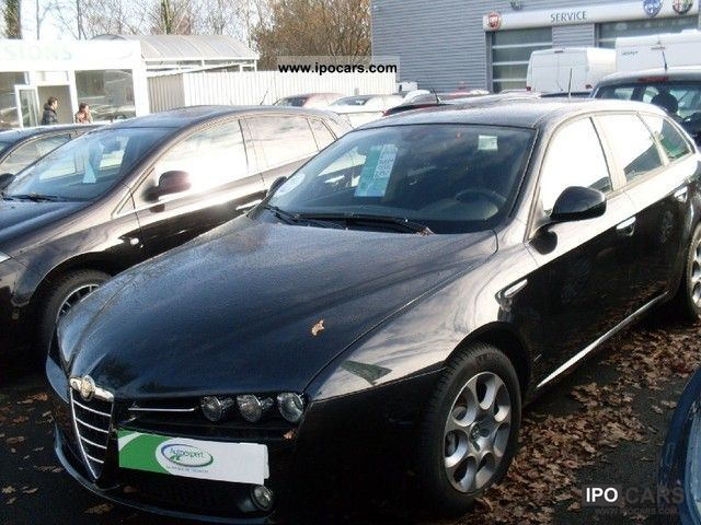 2008 Alfa Romeo  159 SW 1.9 16v JTD150 Distinctive Qtroni Estate Car Used vehicle photo