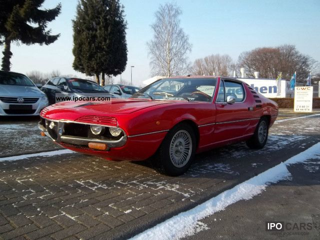 Alfa Romeo  Montreal * leather * 74000km * 1973 Vintage, Classic and Old Cars photo
