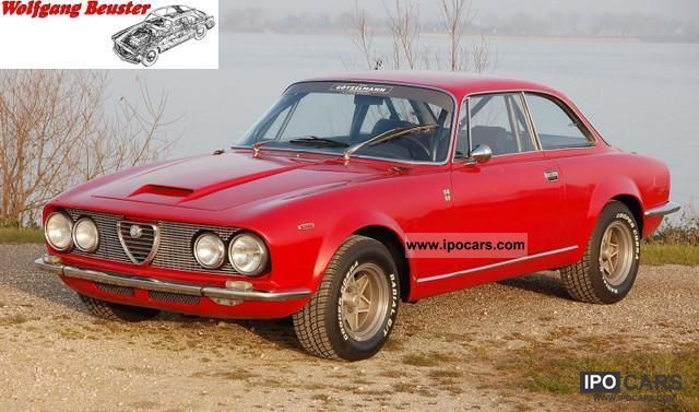 Alfa Romeo  2600 Sprint \ 1964 Vintage, Classic and Old Cars photo