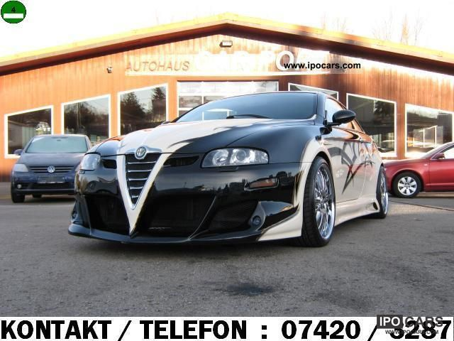 2004 Alfa Romeo  * UNIQUE GT 3.2 m. VALUE OPINION / TUV * Other Used vehicle photo