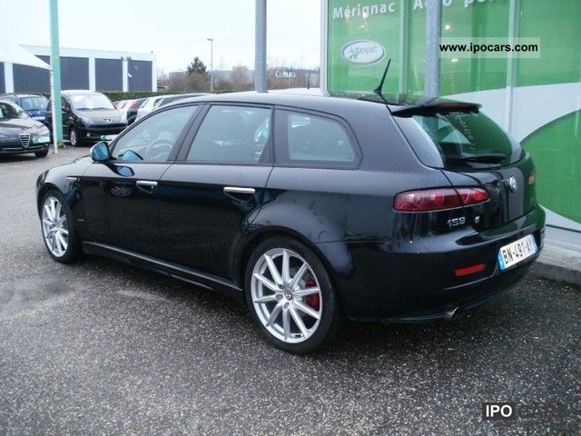 2009 alfa romeo 159 sw 2 0 16v ti jtdm170 car photo and specs. Black Bedroom Furniture Sets. Home Design Ideas