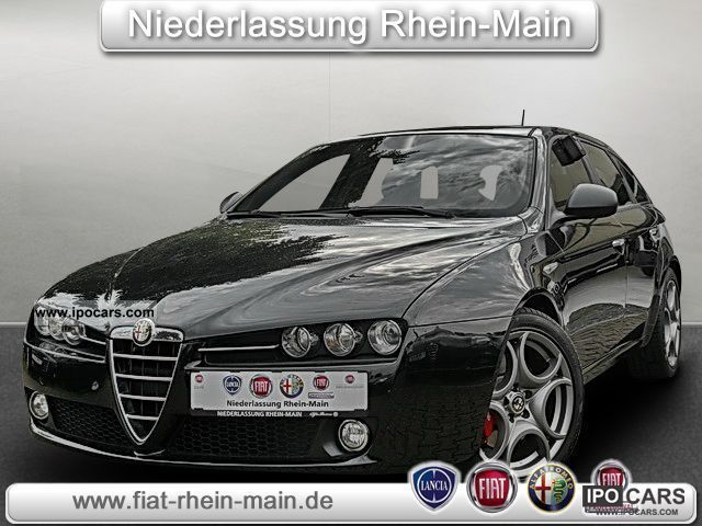 2010 Alfa Romeo  159 Sportwagon 2.0 JTDM 16V Turismo Series 2 Estate Car Used vehicle photo